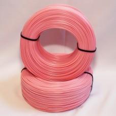 HIPS+ - розовый матированный - бухта