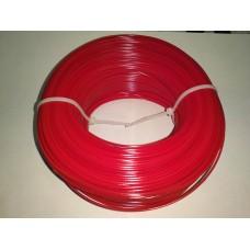 PET-G - красный матированный