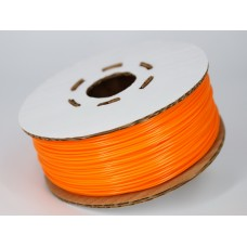 NYLON.htp - оранжевый-2 прозрачный - Гофро-Катушка