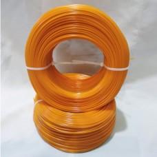 PET-G - оранжевый матированный - бухта