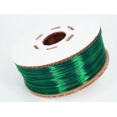 PET-G - зелёный прозрачный - Гофро-Катушка
