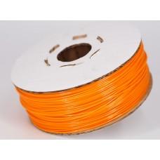 PET-G - оранжевый полупрозрачный - Гофро-Катушка