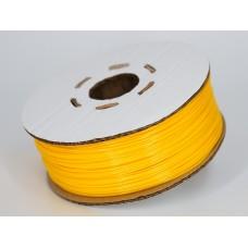 PLA - жёлто-оранжевый - Гофро-Катушка