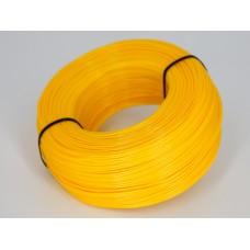 PLA - жёлто-оранжевый - бухта