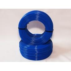 PLA - синий матированный - бухта