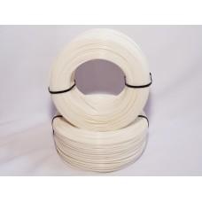 PLA - белый 2 матированный - бухта