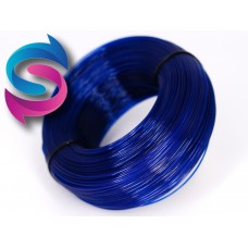 PET-G - синий прозрачный - бухта - вторичный