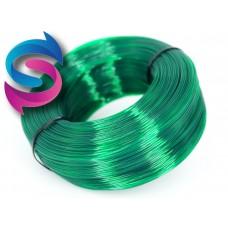 PET-G - зелёный прозрачный - бухта - вторичный