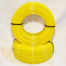 PET-G - жёлтый матированный - бухта