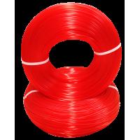 PET-G - красный прозрачный - бухта